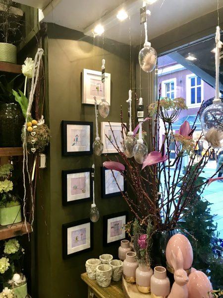 Foto Eingangsbereich Blumengeschäft Nature Art Meidlinger Hauptstraße 42-44, 1120 Wien