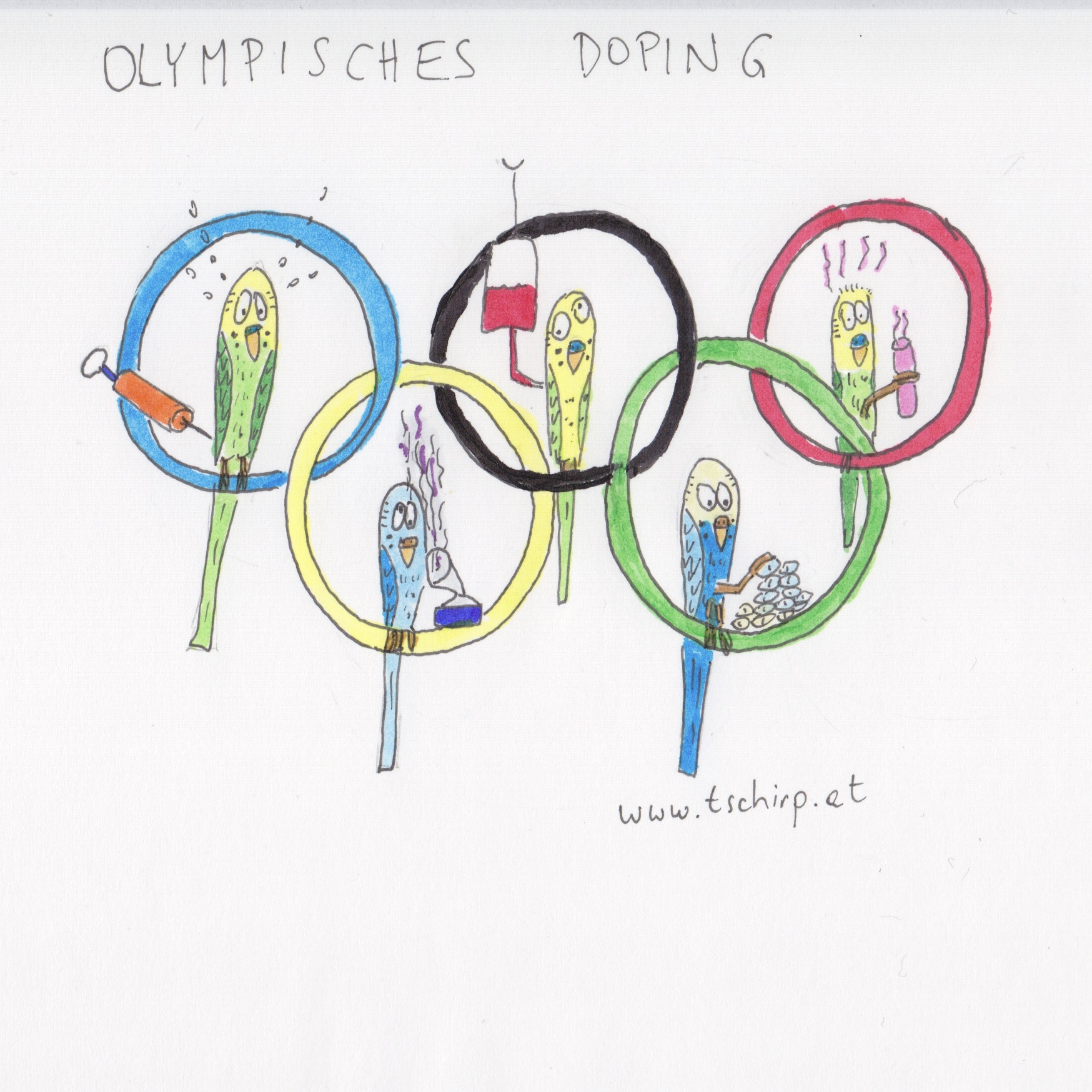 Olympia, Olympics2016, Doping
